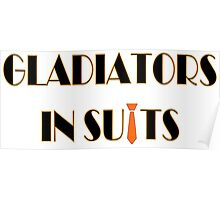 Gladiators in suits-Scandal Poster