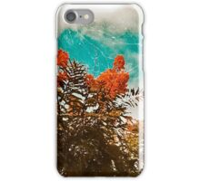 Texturized Flowers iPhone Case/Skin