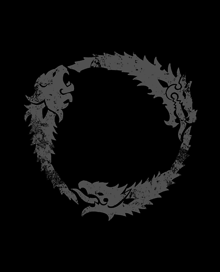 Elder Scrolls Emblem by Bendragon