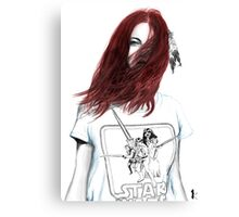 SW Red Canvas Print