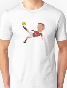 Bicycle kick Unisex T-Shirt