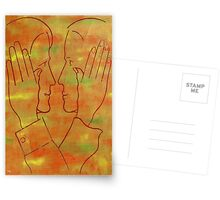 SAYING IT WITHOUT WORDS Postcards