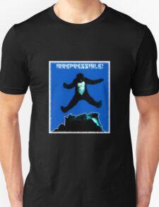 Monkey Irrepressible Unisex T-Shirt