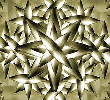 Stars Pattern by DFLC Prints