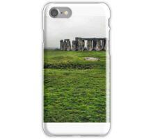 Stonehenge  -  history set in stone iPhone Case/Skin