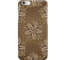 Decorative Ornamental iPhone Case/Skin