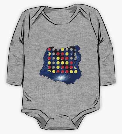 connect 4 One Piece - Long Sleeve
