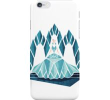 Waiting ( The Snow Queen ) iPhone Case/Skin