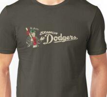 brooklyn dodgers Unisex T-Shirt