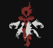 Trance Kuja by OctoberWolfe