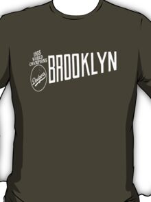 brooklyn dodgers 2 T-Shirt