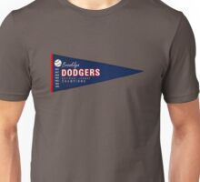 brooklyn dodgers 2 Unisex T-Shirt