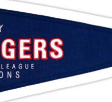 brooklyn dodgers 2 Sticker