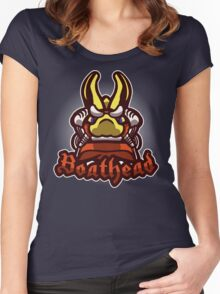 Boathead Women's Fitted Scoop T-Shirt