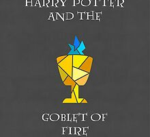 Harry Potter 4 Minimalist Poster by MattEJones