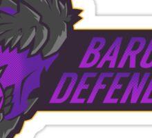Monster Hunter All Stars -  Barubaré Defenders Sticker