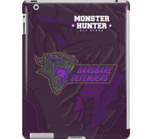 Monster Hunter All Stars -  Barubaré Defenders iPad Case/Skin