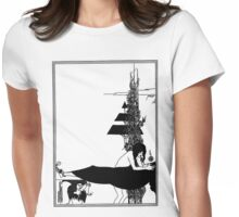 spell weaver Womens Fitted T-Shirt