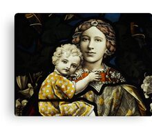 Mrs Williams Canvas Print