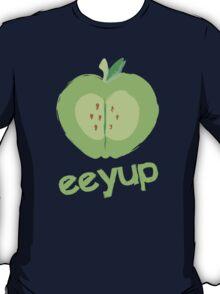 'eeyup' - Big Macintosh T-Shirt