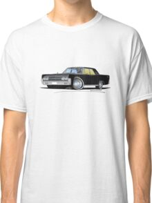 Lincoln Continental (1963) Sedan Black Classic T-Shirt