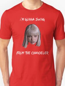 Sia - Chandelier T-Shirt