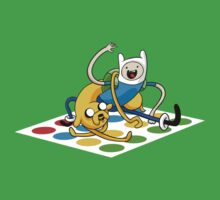 Adventure Time - Fun and Games by SuperDesignBoy