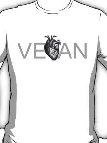 have a heart, go vegan T-Shirt