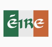Eire Ireland flag One Piece - Short Sleeve
