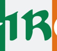 Eire Ireland flag Sticker