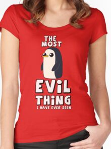 Gunter Women's Fitted Scoop T-Shirt