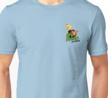 OP's Pizza Delivers (small pocket) Unisex T-Shirt