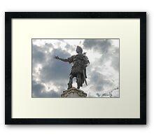 Emperor Augustus Framed Print