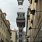 Lisboa - Portugal by Arie Koene