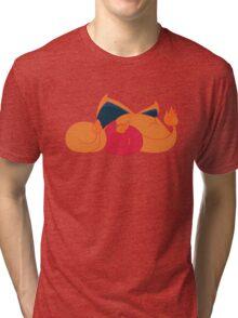 Fire Evolution Tri-blend T-Shirt