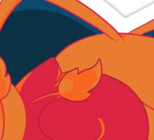 Fire Evolution Sticker