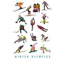 Winter Olympics Photographic Print