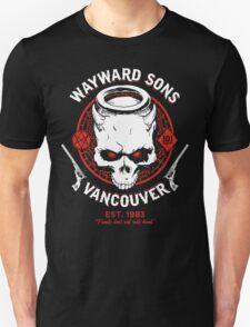 Wayward Sons - Vancouver T-Shirt