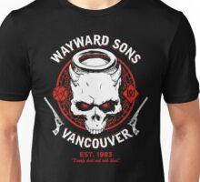 Wayward Sons - Vancouver Unisex T-Shirt
