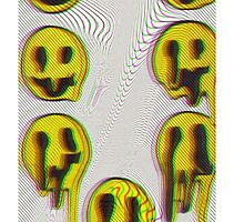 Trippy Drippy Smileys Phone Case by Mackenzie Ball