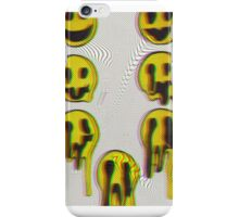 Trippy Drippy Smileys Phone Case iPhone Case/Skin
