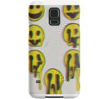 Trippy Drippy Smileys Phone Case Samsung Galaxy Case/Skin