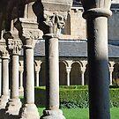 Monastery Seu d'Urgell - Spain by Arie Koene