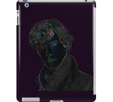 Sherlock Dark iPad Case/Skin