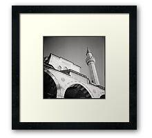 Sokollu Mehmed Pacha •istanbul, turkey •2012 Framed Print