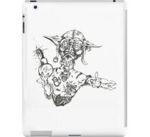 your lucky number iPad Case/Skin