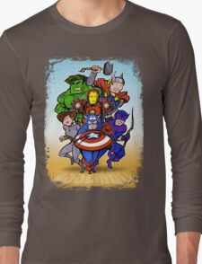 Mighty Heroes T-Shirt