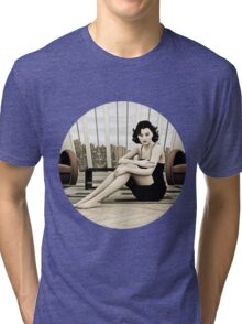 Vintage Woman Tri-blend T-Shirt