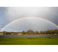 Lake Rainbow... Photographic Print