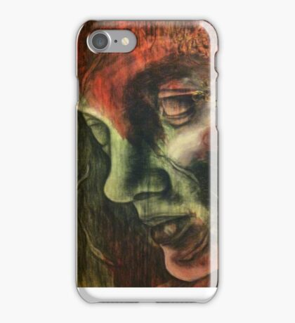 Scarred Beauty iPhone Case/Skin